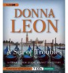 A Sea of Troubles: A Commissario Guido Brunetti Mystery - Donna Leon, David Colacci