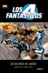 Los 4 Fantásticos: Los mejores del mundo (Los Cuatro Fantásticos Marvel Deluxe de Millar, #1) - Mark Millar, Bryan Hitch, Eduardo Braun, Raimon Fonseca