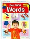 First 1000 Words - Hinkler Books