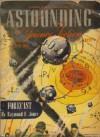 Astounding Science Fiction, June 1946 (Volume Xxxvii No. 4) - Ross Rocklynne, Theodore Sturgeon, Raymond F. Jones
