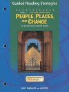 Holt Eastern Hemisphere People, Places, and Change Guided Reading Strategies: An Introduction to World Studies - Holt Rinehart