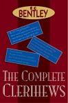 The Complete Clerihews - E.C. Bentley