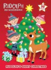 Rudolph's Shiny Christmas (Rudolph the Red-Nosed Reindeer) - Mary Man-Kong, Golden Books