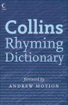 Collins Rhyming Dictionary - Rosalind Fergusson, Andrew Motion