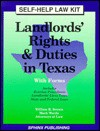 Landlords' Rights & Duties in Texas: With Forms and Flowcharts - William R. Brown, Mark Warda