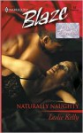 Naturally Naughty (Bare Essentials) (Harlequin Blaze #62) - Leslie Kelly