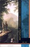 The Norton Anthology of American Literature, Volume B: 1820-1865 - Nina Baym