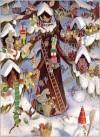 Trim the Tree Advent Calendar - Guiliano Lunelli, North-South Books