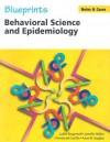 Blueprints Notes & Cases— Behavioral Science and Epidemiology - Judith Neugroschl, Jennifer Hoblyn, Christie Del Castill