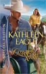 Cowboy, Take Me Away (Harlequin Special Edition) - Kathleen Eagle