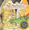 The Paper Bag Princess (Turtleback School & Library Binding Edition) (Munsch for Kids) - Robert Munsch