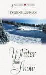 Whiter Than Snow - Yvonne Lehman