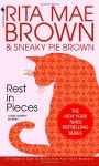 Rest in Pieces - Rita Mae Brown