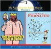 The Emperor's New Clothes and Pinnocchio (The Night Kitchen Radio Theater, Volume 1) - Arthur Yorinks, Leonard S. Marcus, Night Kitchen Radio Theater