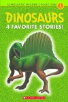 Reader Collection: Dinosaurs (Scholastic Reader Collection Level 1) - Grace Maccarone, Erika Lo
