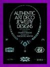 Authentic Art Deco Jewelry Designs - Franco Deboni, Theodore Menten