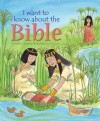 I Want to Know about the Bible - Christina Goodings, Jan Lewis