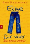 Eine für vier - Der zweite Sommer (The Sisterhood of the Traveling Pants, #2) - Ann Brashares, Cornelia Krutz-Arnold