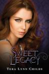 Sweet Legacy (Medusa Girls #3) - Tera Lynn Childs