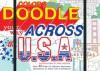 Color & Doodle Your Way Across the USA - John Woodcock