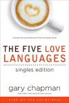 The Five Love Languages, Singles Edition (Audio) - Gary Chapman
