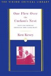 One Flew Over the Cuckoo's Nest: Text and Criticism - Ken Kesey