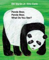 Panda Bear, Panda Bear, What Do You See? (Big Book) - Bill Martin Jr., Eric Carle
