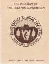 The Program of the 1982 NSS Convention - Bob Ehr, Mike Sims