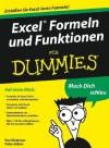 Excel Formeln und Funktionen für Dummies (German Edition) - Ken Bluttman, Peter G. Aitken, Sabine Lambrich