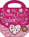 My Pretty Pink Coloring Purse - Katie Cox, Gabrielle Mercer