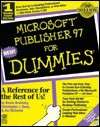Microsoft Publisher 97 For Dummies - Barrie A. Sosinsky, Christopher J. Benz, Jim McCarter