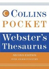 Collins Pocket Webster's Thesaurus - HarperCollins, Jennifer Sagala, HarperCollins