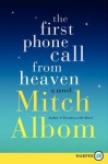 The First Phone Call from Heaven LP - Mitch Albom