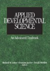 Applied Developmental Science: An Advanced Textbook - Richard M. Lerner, Donald Wertlieb