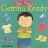 Getting Ready (Sign about) - Anthony Lewis
