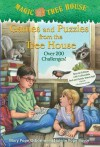 Magic Tree House: Games and Puzzles from the Tree House - Mary Pope Osborne, Natalie Pope Boyce, Sal Murdocca