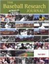 Baseball Research Journal (BRJ), Volume 40 #2 - Society for American Baseball Research (SABR)