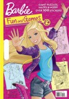 Barbie Fun and Games (Barbie) - Mary Man-Kong, Golden Books