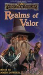 Realms of Valor - Elaine Cunningham, Jean Rabe, R.A. Salvatore, Christie Golden, Troy Denning, Scott Ciencin, Ed Greenwood, Douglas Niles, David Zeb Cook, James Lowder, Mark Anthony