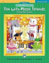 Music for Little Mozarts Coloring Book, Bk 2: Fun with Music Friends at School - Alfred Publishing Company Inc.