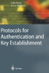 Protocols for Authentication and Key Establishment - Colin Boyd