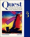 Quest: Listening And Speaking In The Academic World - Pamela Hartmann, Laurie Blass