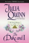 The Duke and I with Bonus Material - Julia Quinn