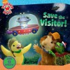 Save the Visitor!. Adapted by Billy Lopez - Lopez, Billy Lopez