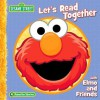 Sesame Street: Let's Read with Elmo - P.J Shaw, Constance Allen, Sarah Albee