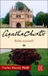 Ruhe unsanft: Roman (Fischer Klassik PLUS) (German Edition) - Eva Schönfeld, Agatha Christie