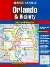 Rand Mc Nally Orlando: Streetfinder - Rand McNally