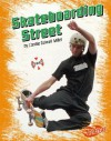 Skateboarding Street - Connie Colwell Miller