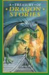 Kingfisher Treasury of Dragon Stories - Mark Robertson, Margaret Clark