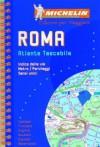 Michelin Rome Mini Spiral Atlas No. 2038 (Michelin Maps & Atlases) - Michelin Travel Publications